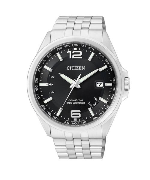 Citizen Evolution 5 Eco Drive Funk World Timer CB0010-88E