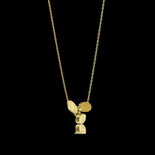 Luisa Rosas Halskette Gold 18 Karat XS BE LRBE101