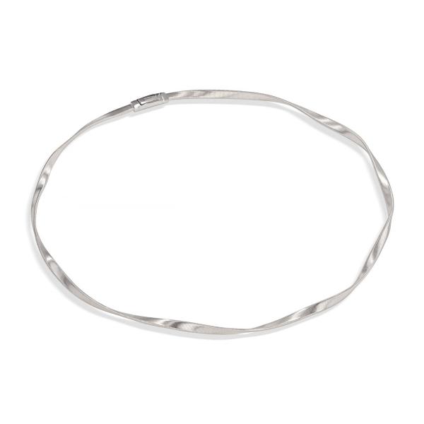 Marco Bicego Halskette Marrakech Supreme Weißgold 18 Karat CG750 W