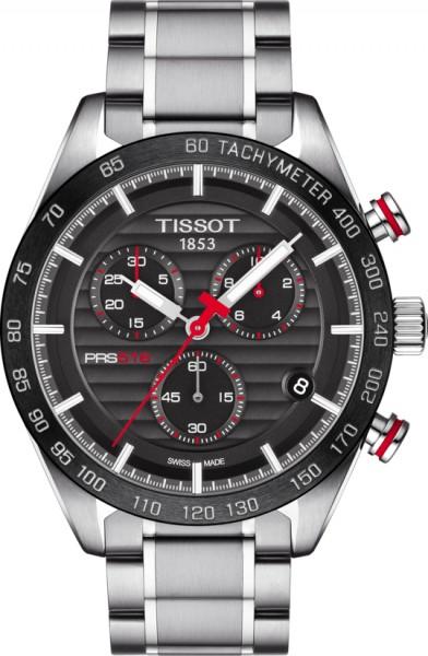 Tissot T-Sport PRS 516 Automatik Herren Chronograph (T100.417.11.051.01)