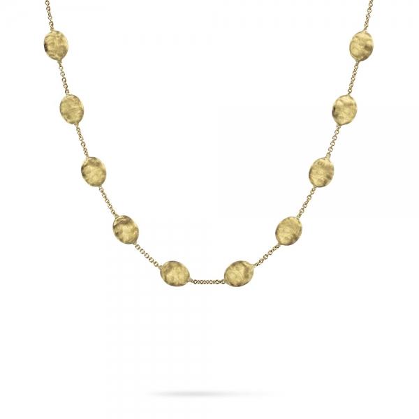 Marco Bicego Halskette Siviglia Goldkette 18 Karat CB538 | UHREN01