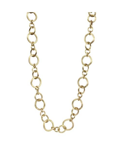 Marco Bicego Halskette Jaipur Link Goldkette 18 Karat CB1559 | UHREN01