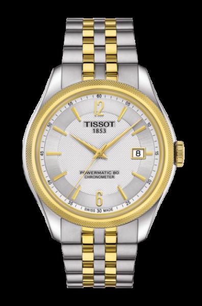 Tissot BALLADE POWERMATIC 80 COSC Gent  Herrenuhr T108.408.22.037.00