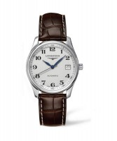 The Longines Master Collection L2.518.4.78.3 Automatik Herrenuhr 36mm