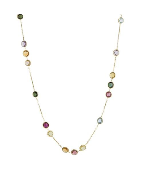 Marco Bicego Jaipur Halskette CB1309 MIX01