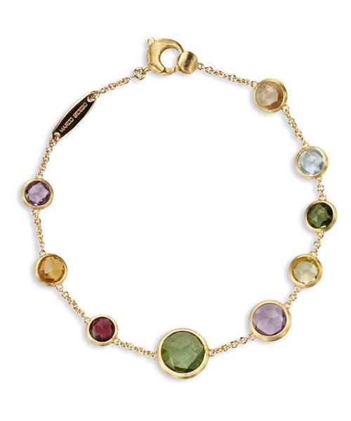 Marco Bicego Jaipur Armband Gold mit Edelsteinen BB1304 MIX01 Y 02