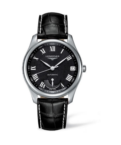 Longines Master Collection L2.666.4.51.7 Gangreserve Herrenuhr