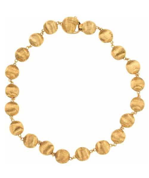 Marco Bicego Armband Africa mit Perlen aus Gold 18 Karat BB1323 | UHREN01