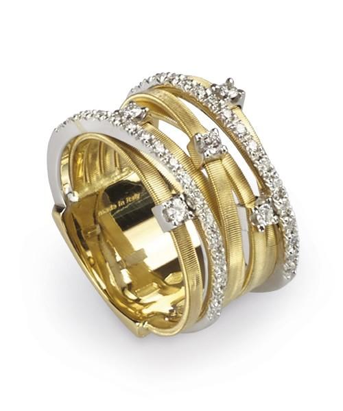 Marco Bicego Goa Ring Gelbgold AG277-B2-YW-M5