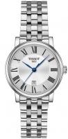 Tissot Carson Premium Lady T122.210.11.033.00 Edelstahl Damen-Uhr