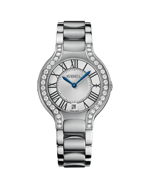 Ebel Beluga Grande Lady 1216071 mit 36 Diamanten (1,692ct)