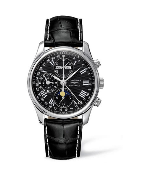 Longines Master Collection Herren Chrono Mondphase L2.673.4.51.7
