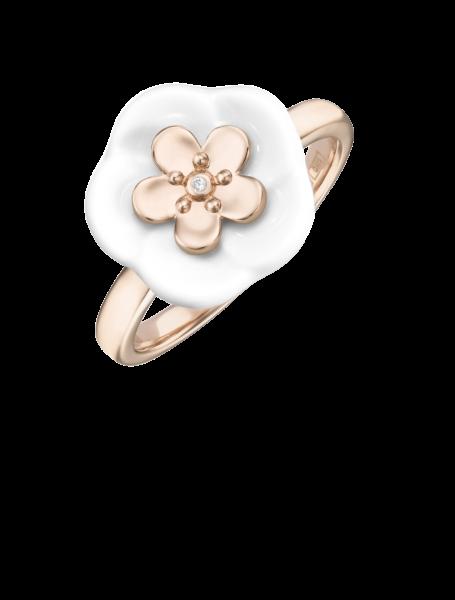 Meissen Ring Rosegold Royal Blossom MPJ10BL15700