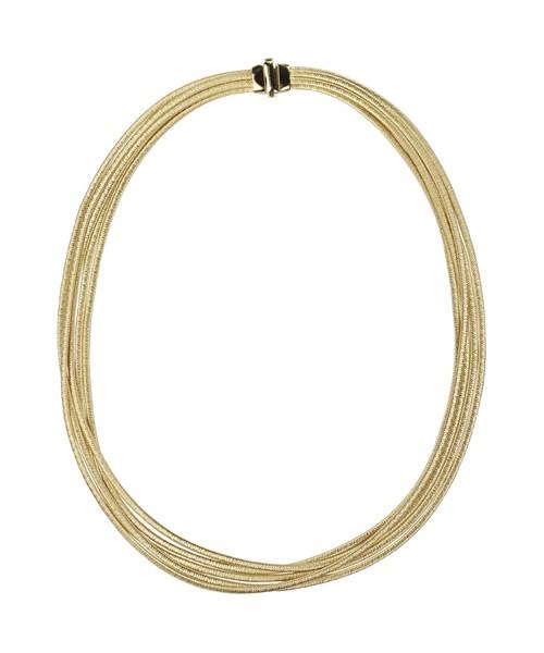 Marco Bicego Cairo Halskette CG702 Goldkette 18 karat  | UHREN01
