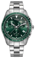Rado HyperChrome XXL Chronograph 45mm grün Edelstahl-Armband Herrenuhr Quarz R32259313 | Uhren01