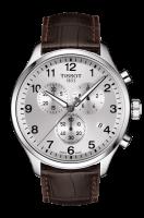 TISSOT CHRONO XL CLASSIC (T116.617.16.037.00) Herren Lederarmband Chronograph