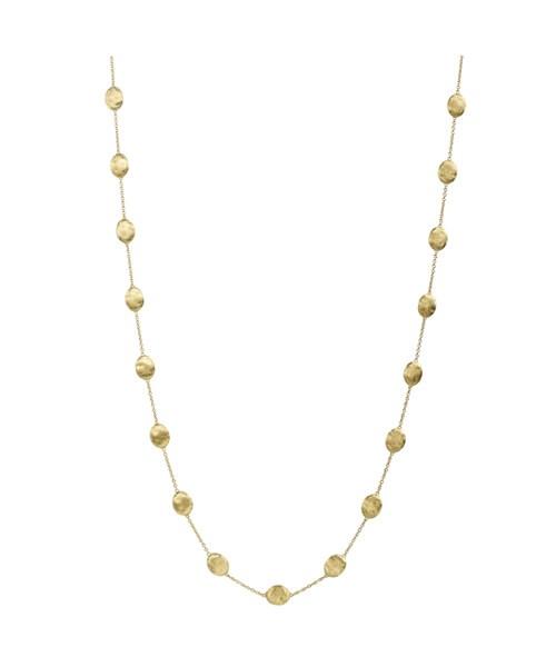 Marco Bicego Halskette Siviglia aus Gold 18 Karat CB1624| UHREN01