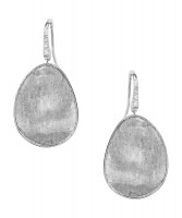Marco Bicego Ohrringe Weißgold mit Diamanten Lunaria Ohrhänger OB1343-AB1W