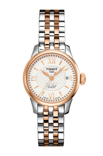 Tissot Le Locle Lady (T41.2.183.33) Swiss Made Automatic Damenuhr