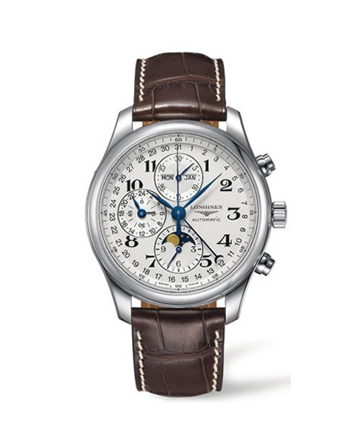 Longines Master Collection Mondphase L2.773.4.78.3 Herren Chronograph