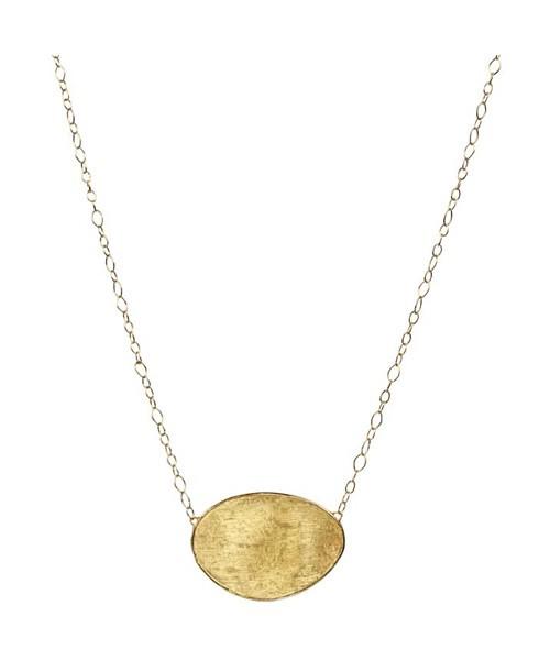 Marco Bicego Lunaria Kette mit Anhänger Gold 18 Karat CB1769 | UHREN01
