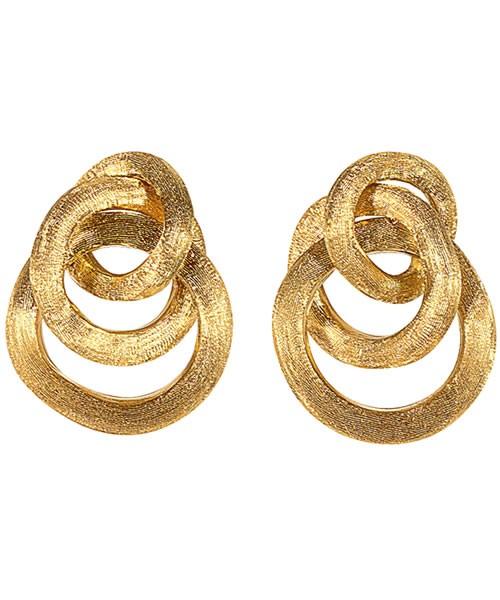 Marco Bicego Ohrringe Gold Jaipur Link OB938