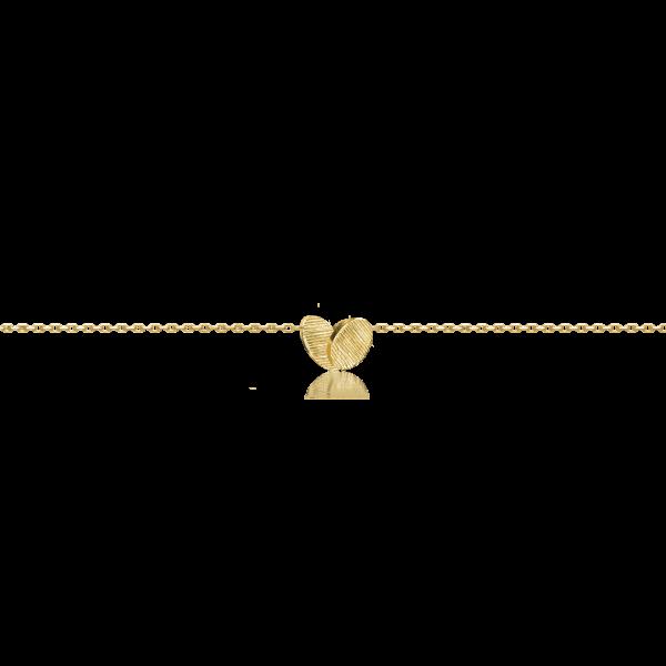 Luisa Rosas Armband Herz Gold 18 Karat BE LRBE176