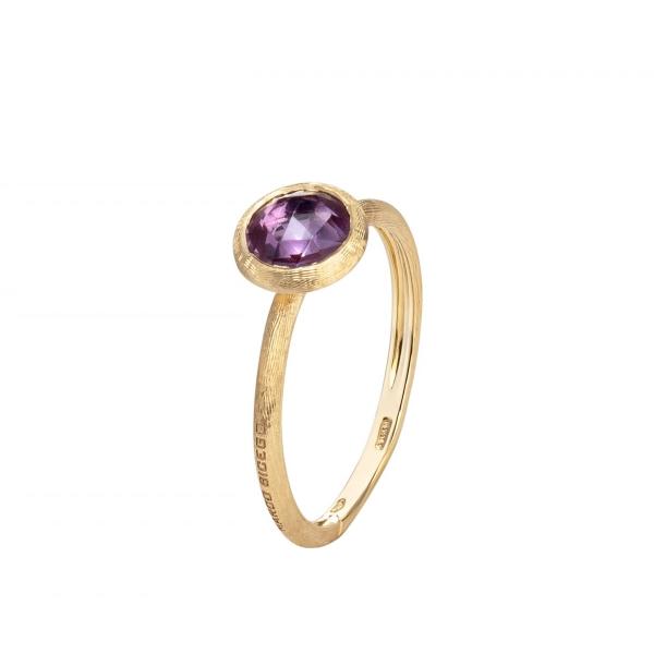 Marco Bicego Ring Gold mit lila Amethyst Jaipur AB471 AT01