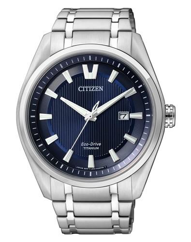 Citizen Eco-Drive AW1240-57A Super Titanium Männeruhr