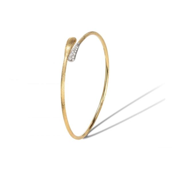 Marco Bicego Armband Lucia Armreif aus Gelbgold & Diamanten SB110-B-YW