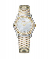 Ebel Classic Lady 1215271 Damenuhr mit 54 Diamanten