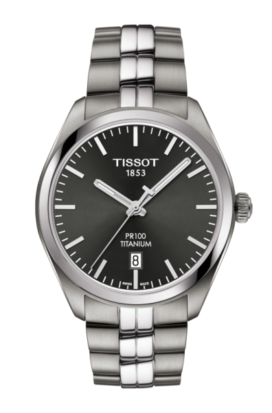 Tissot PR 100 Titanium Quartz (T101.410.44.061.00) Herrenuhr