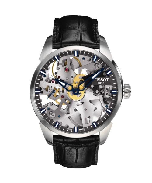 Tissot T-Complication Squelette Herrenuhr T070.405.16.411.00