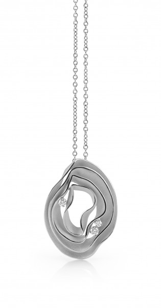 Annamaria Cammilli DUNE Damen Halskette 18 Karat Gold GPE2444W