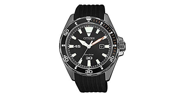 Citizen Eco Drive Sports BM7455-11E Herrenuhr