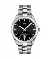 Tissot PR 100 Powermatic 80 Schwarz Herrenuhr 39mm Edelstahl-Armband T101.407.11.051.00 Preis günstig online kaufen | UHREN01