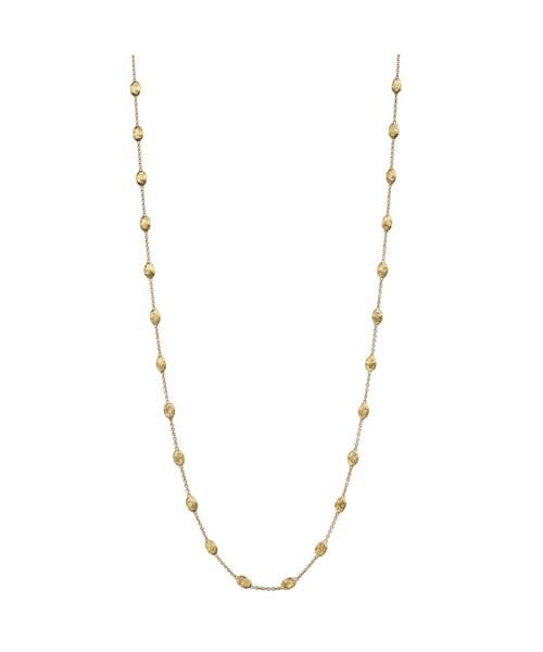 Marco Bicego Halskette Siviglia Collier aus Gold 18 karat CB1055