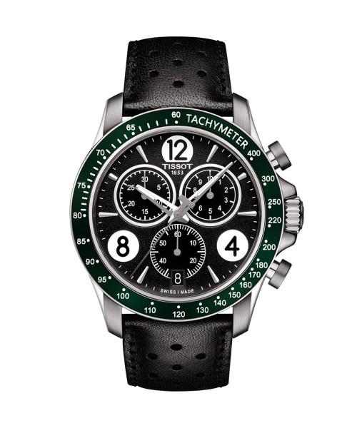 Tissot V8 (T106.417.16.057.00) Sport Herren Quartz Chronograph