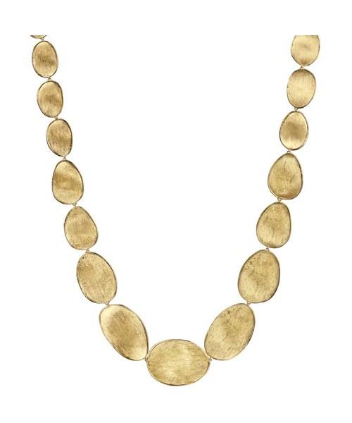 Marco Bicego Lunaria Halskette 750er Gold CB1777