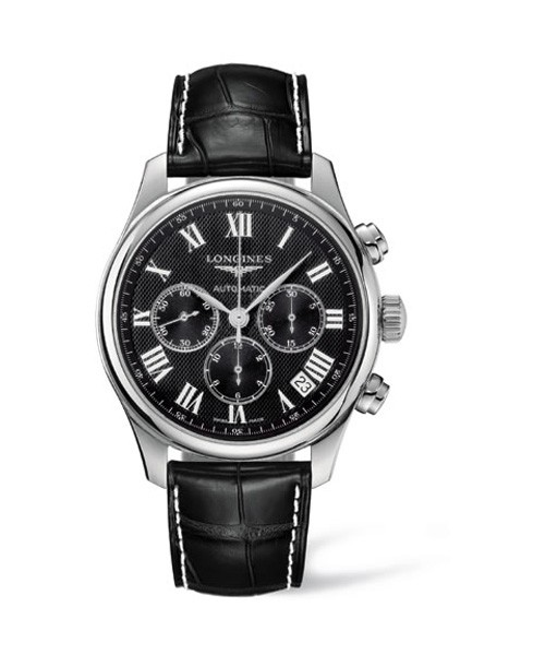 Longines Master Collection L2.859.4.51.7 Chronograph